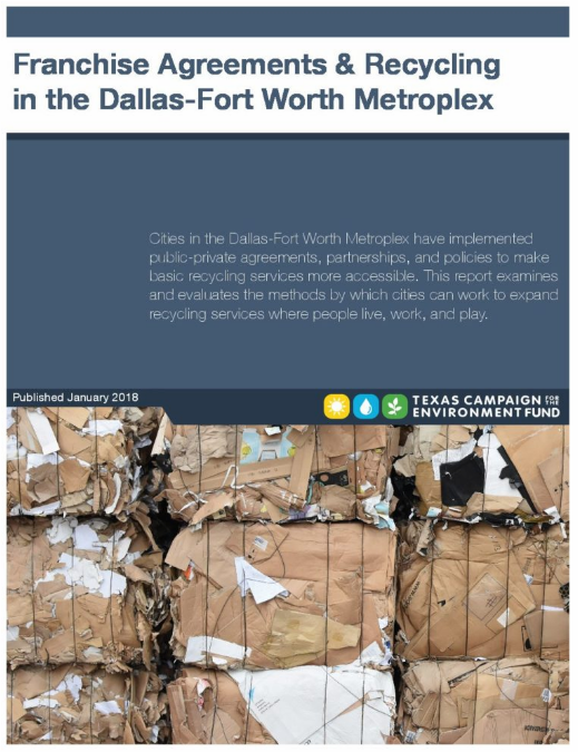 Franchise-agreements-and-recycling-in-the-DFW-metroplex